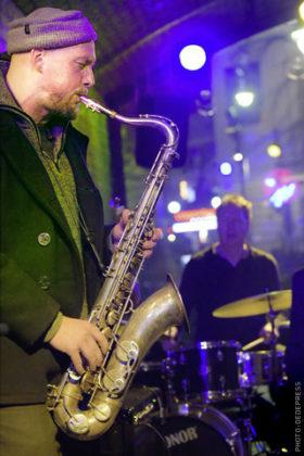 Benjamin Kraef / Saxophone